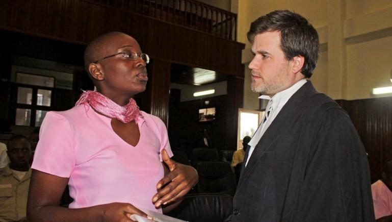 Rwanda: Victoire Ingabire entendue pour «une réunion non autorisée»
