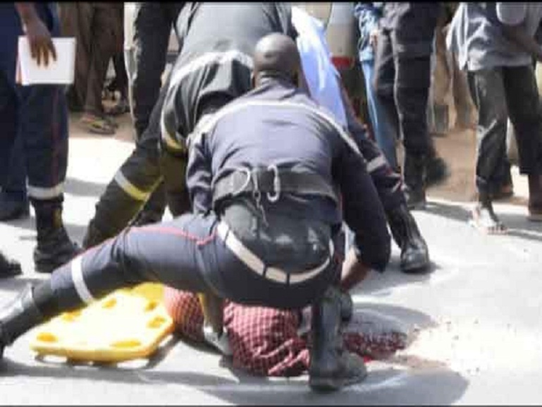 Encore un mort sur la route: un jeune mortellement fauché par un bus à Tataguine