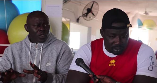 """Gris Bordeaux s'en prend à Tapha Gueye:  """" Il a commis une erreur en aidant Balla Gaye 2"""""""