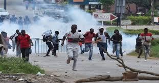 Jeudi noir à Bouaké: sept magasins de Sénégalais brûlés, un blessé enregistré