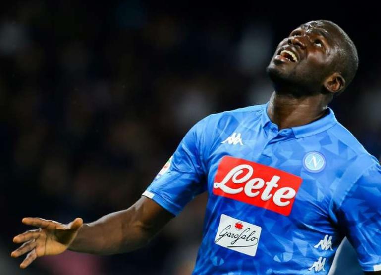 Italie : Kalidou Koulibaly élu meilleur défenseur de la Serie A par la Ligue