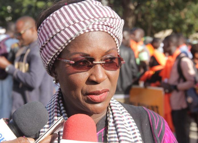 Dialogue politique: Amsatou Sow Sidibé exprime sa déception