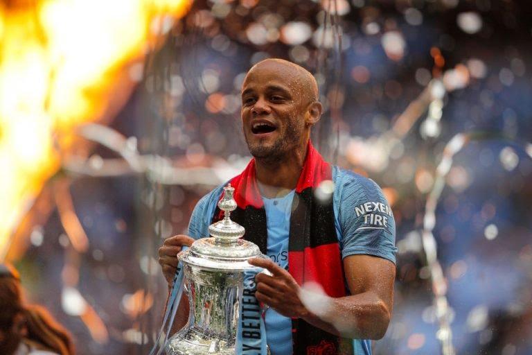OFFICIEL - Kompany quitte Manchester City et devient entraîneur-joueur d'Anderlecht