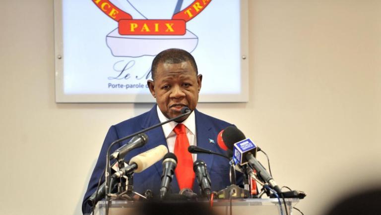 RDC: Lambert Mende a brièvement été interpellé à Kinshasa