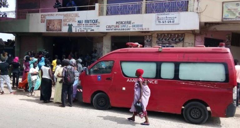 La série noire des monstrueux crimes continue: une dame retrouvée nue et tuée à Ouakam