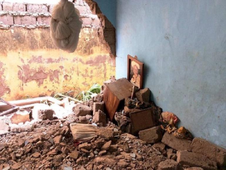 Drame à Yeumbeul : L'affaissement d'un mur tue sur le coup deux enfants