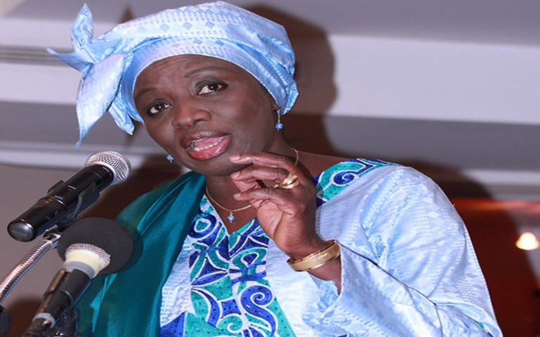 CESE : Aminata Touré en mode « Fast-Tracck »