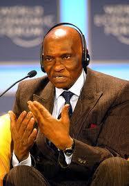 Limogé, El Hadji Abdou Sakho traduit Me Wade devant la haute cour de justice de l'UEMOA