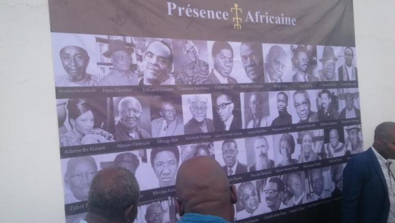 Le Congo-Brazzaville célèbre le 70e anniversaire de Présence africaine