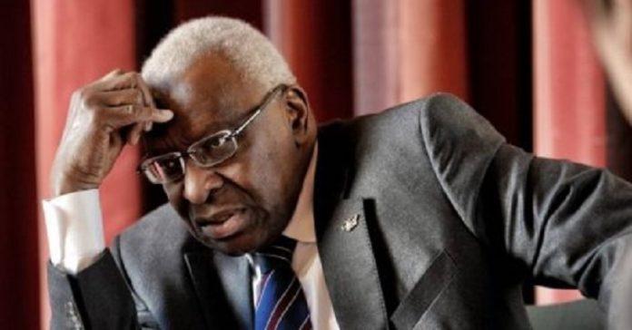 Lamine Diack encore inculpé pour « corruption passive»