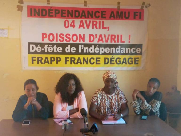 Violences faites aux femmes: le FRAPP exprime son inquiétude et invite populations à s'auto-protéger
