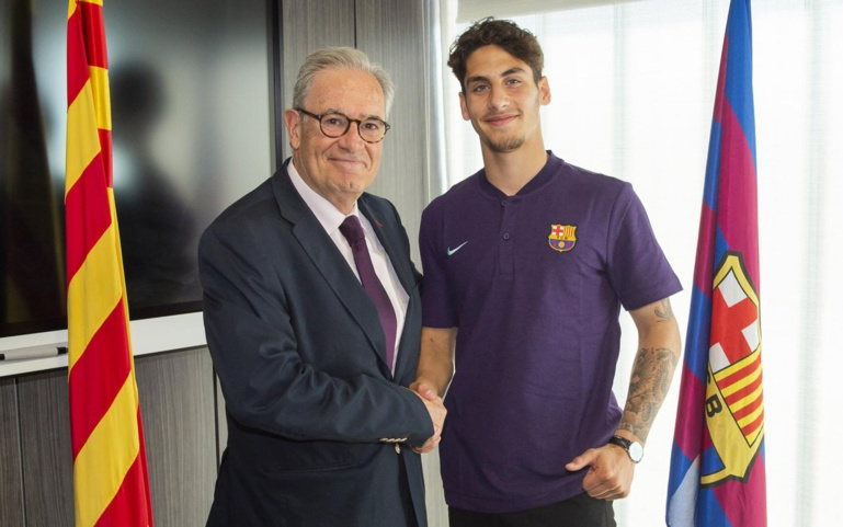 Officiel : le FC Barcelone recrute Ludovit Reis