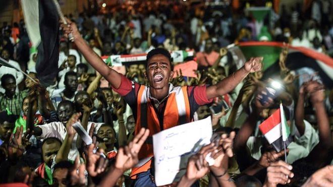 Soudan : les manifestants consultés
