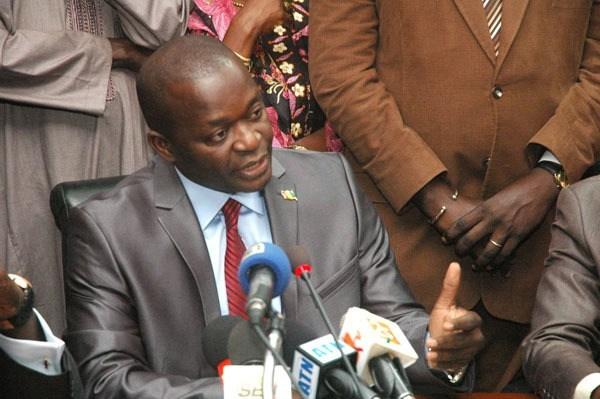 Le ministre Alioune Sarr demande à Air Sénégal de s'approprier le projet MRO de l'AIBD