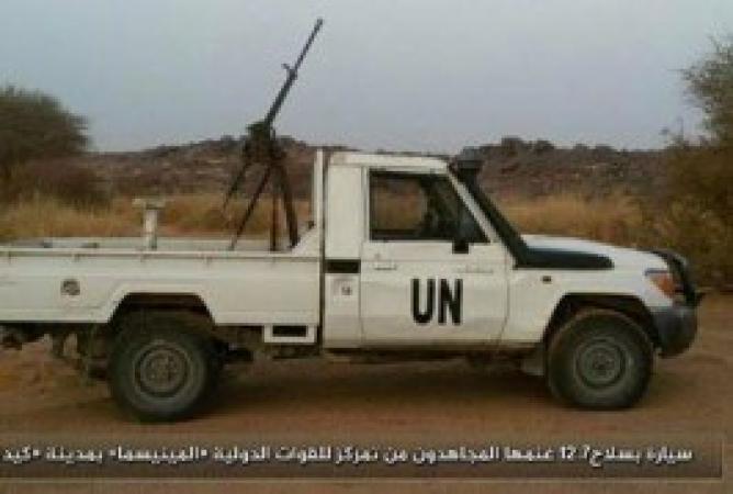Goundam : Un véhicule de la MINUSMA enlevé en plein centre ville