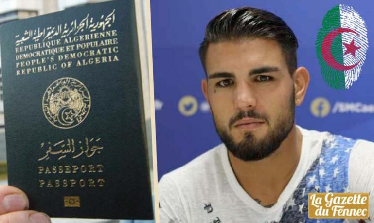 L'attaquant français de Montpellier Andy Delort pressenti dans la liste de l'Algérie pour la Can