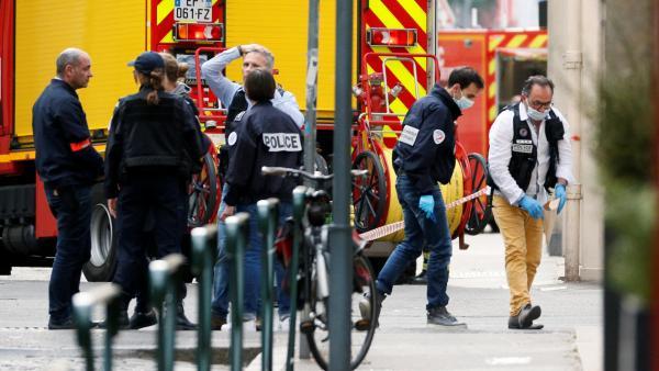 Explosion d'un sac piégé à Lyon, plusieurs blessés