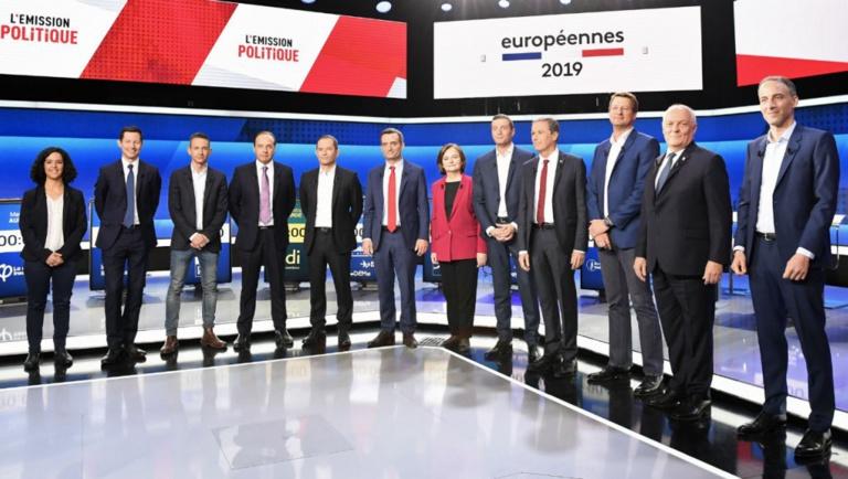 Européenes: En France, le RN vient en tête devant la majorité LRM
