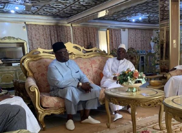 Officiel ! Famara Ibrahima Sagna choisi par Macky pour diriger le Dialogue national