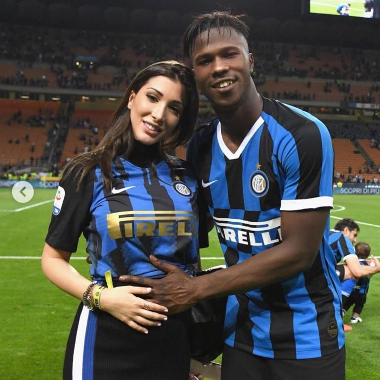 Le message de Keita Baldé pour annoncer la grossesse de sa compagne: «c'est le but le plus important de ma vie»