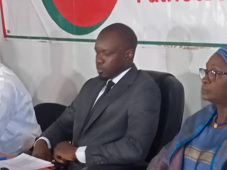 Ousmane Sonko: «Macky Sall va quitter le pouvoir, c'est une certitude»