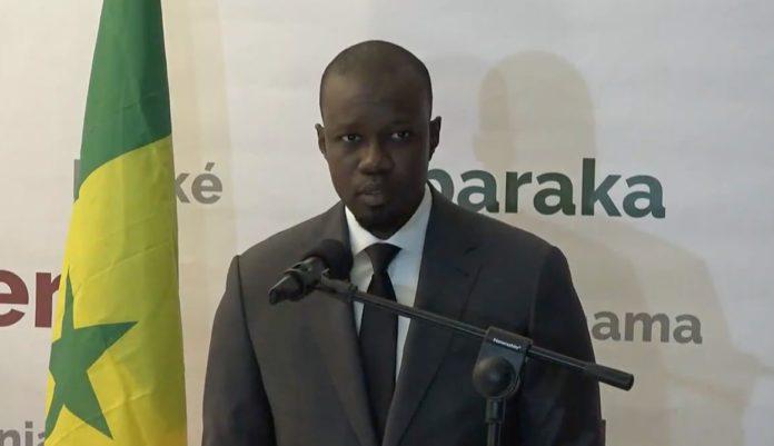 Suppression poste Premier ministre: Ousmane Sonko parle de «gouvernement fantôme»