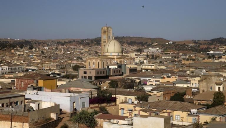 Pour la première fois en 10 ans, le FMI s'est rendu en Érythrée