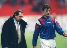 Football : Ginola traduit Gérard Houllier en justice pour injures publiques et diffamation