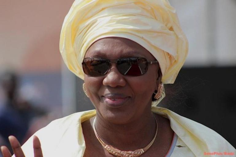 Aminata Tall-Cese: des adieux teintés d'amertume