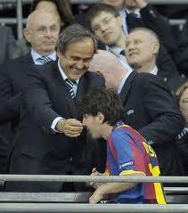 """Platini : """"Si j'étais arrivé à 13 ans comme Messi à Barcelone"""""""