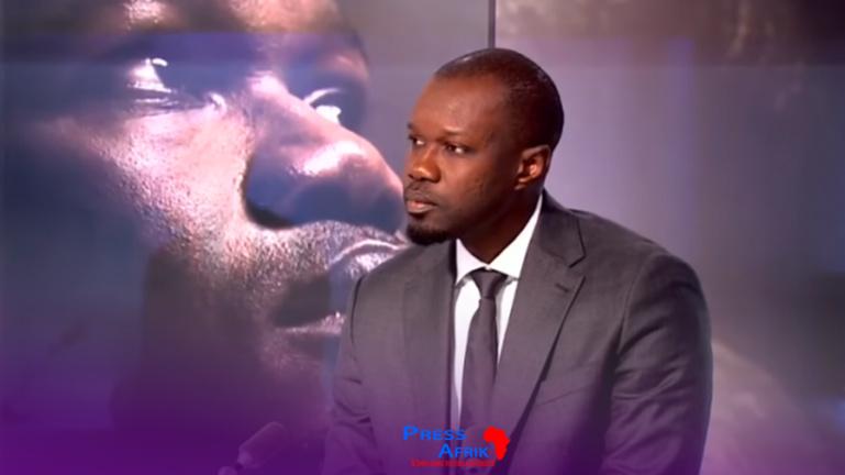 """Enquête sur la corruption: Ils se tapent des """"milliards sur le dos du peuple sénégalais"""", dénonce Ousmane Sonko"""