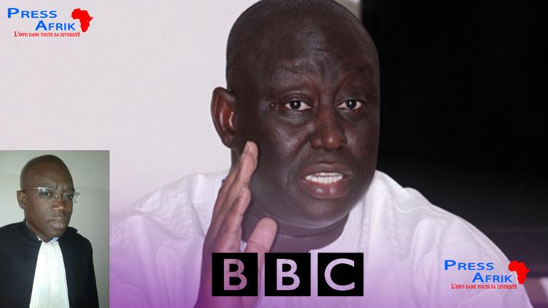 L'avocat d'Aliou Sall annonce une plainte au niveau national et international contre la BBC