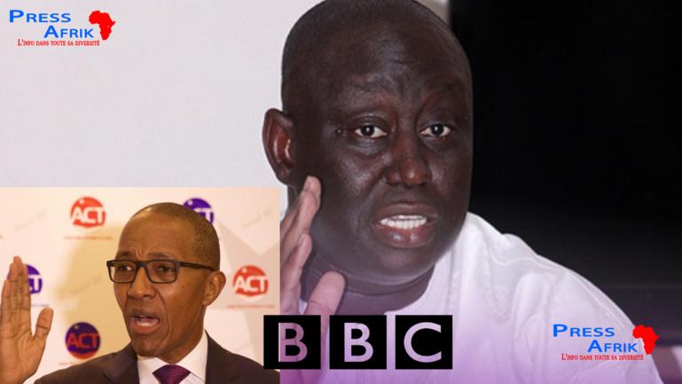 """Aliou Sall: """"Je n'ai jamais connu un homme politique aussi irresponsable que Abdoul Mbaye"""""""