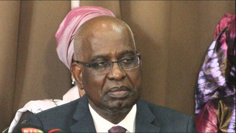 Accusations de la BBC contre Aliou Sall: le ministre sénégalais de la Justice Me Malick Sall réagit