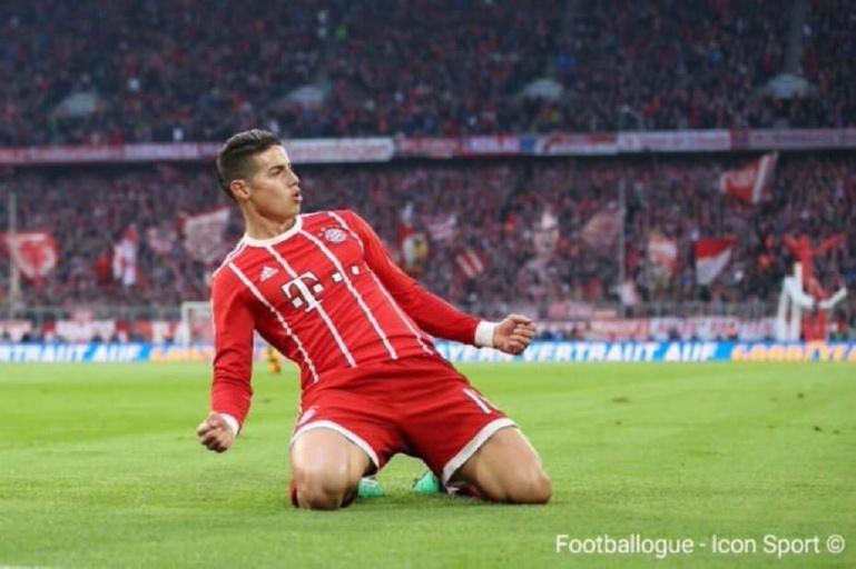 Officiel ! James Rodriguez retourne au Réal Madrid