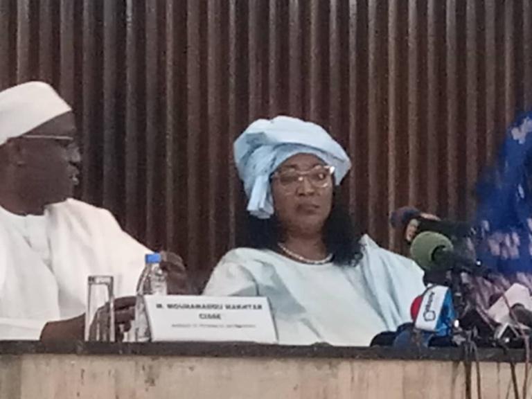 Ndèye Tické Ndiaye Diop : « BBC avance des chiffres sans fondement… »