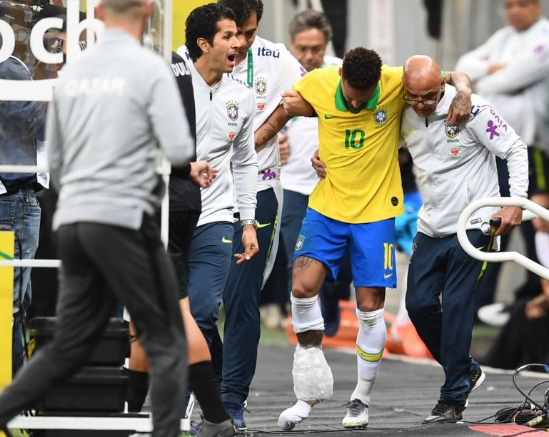 Officiel ! Neymar forfait pour la Copa América