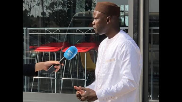 Les yeux de la presse internationale braqués sur le frère du Président sénégalais
