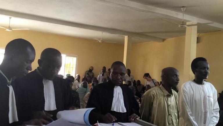 Tchad: l'UMDD dénonce l'irrégularité du procès de deux chefs rebelles