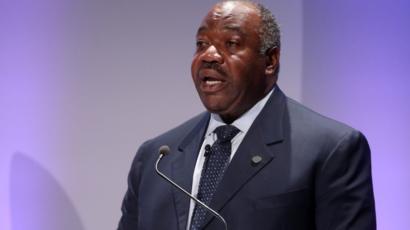 """Au Gabon, il faut """"en finir avec la corruption"""", dit Ali Bongo"""