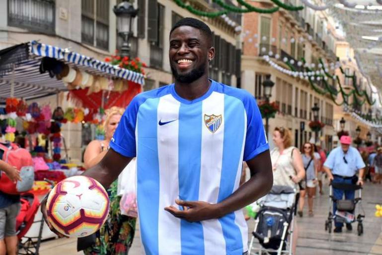 Can 2019 : Malaga libère Alfred Ndiaye