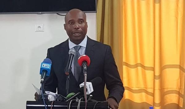 Affaire Petro-Tim-Aliou Sall-BBC : Barthélémy Dias face à la presse