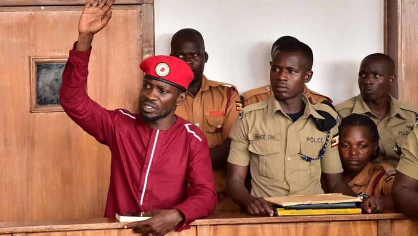 Bobi Wine (chanteur et opposant ougandais): «Je prône une révolution pacifique»
