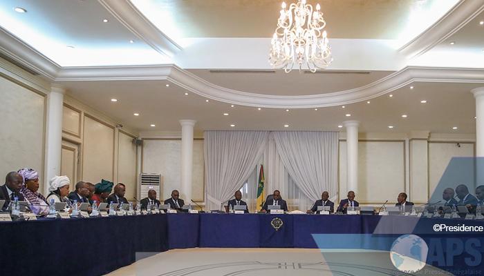 Le Conseil des ministres se tient ce jeudi