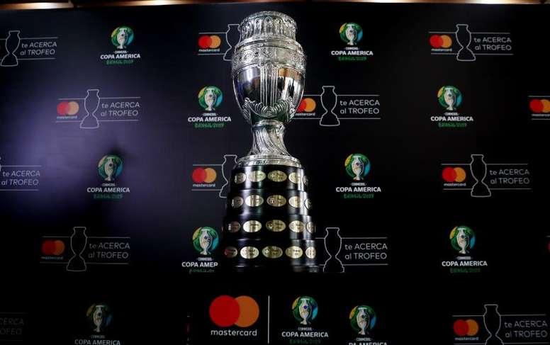 Toutes les listes des sélections de la Copa América 2019