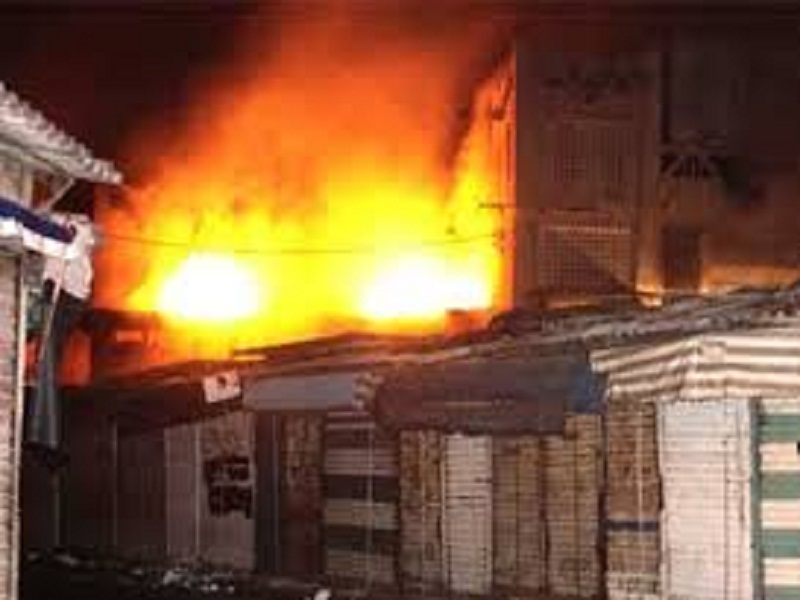 Grave incendie à Kolda : un enfant de 2 ans tué
