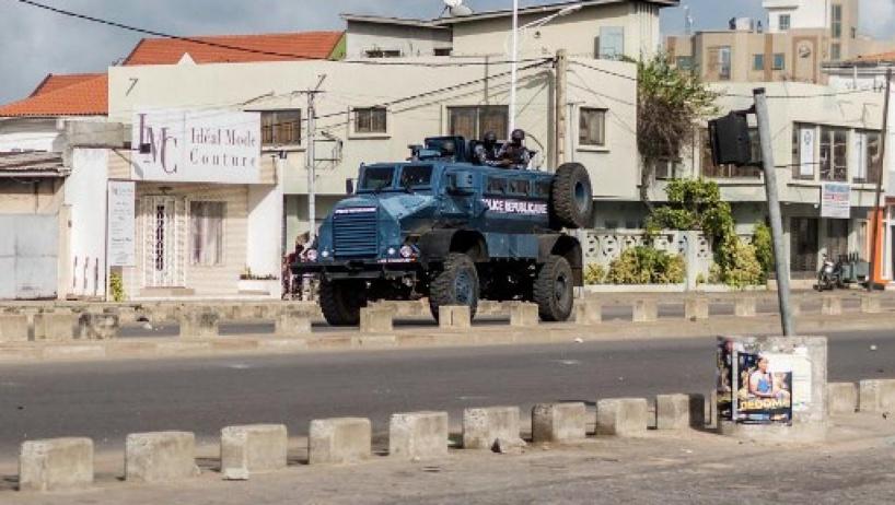 Bénin: nouveaux heurts et forte tension à Tchaourou et Savè