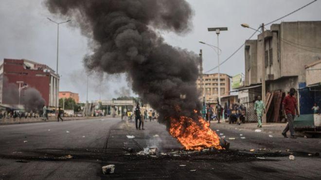 Reprise des violences post-électorales au Bénin