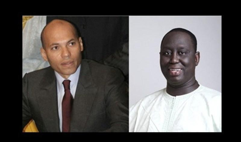 Gestion des affaires publiques du Sénégal: Aliou Sall-Karim Wade, jumeaux en controverses