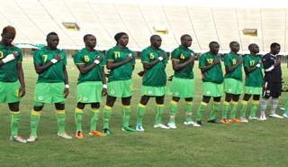 Foot: les Lions olympiques battent les aigles du Nigéria (2-1)